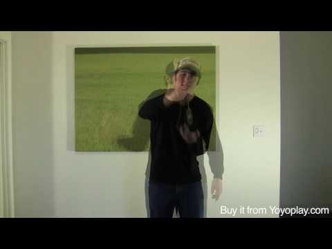 Duncan Bumble Bee Yoyo Demo, with yoyoing