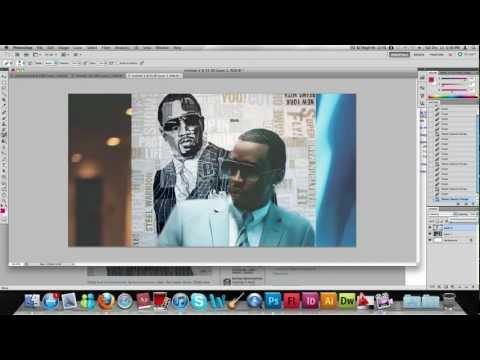 How to Merge Two Photos using Photoshop
