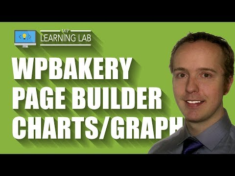 WPBakery Page Builder Charts (Bar, Line, Pie, Donut & Progress Bars) - WPBakery Tutorials Part 9