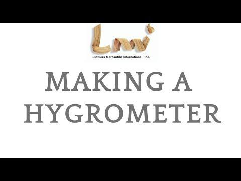 TDJ Mailbag - Hygrometer