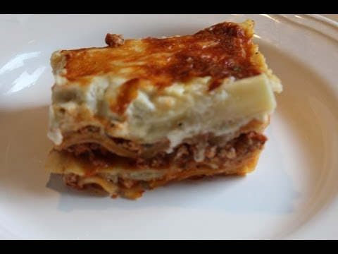 Simple Chicken Lasagna (Easy meals)