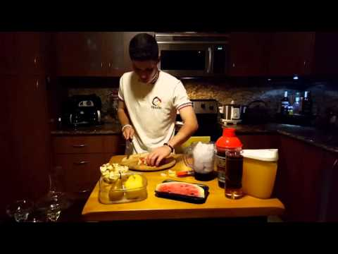 Bryan's Fruit Punch recipe