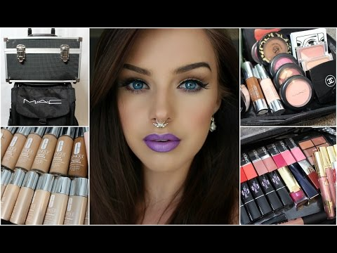 What's in my MAC Freelance Makeup Artistry Kit?