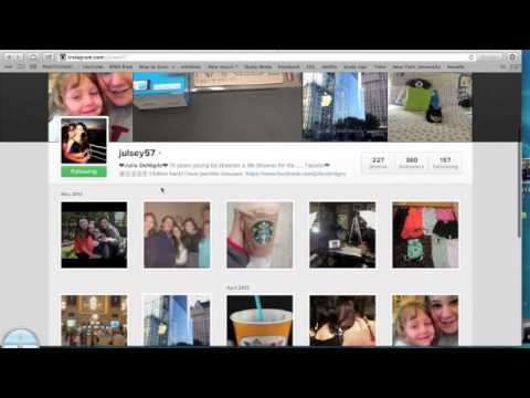 How to get LOTS of instagram followers!!! June 2013 EASY FAST!!!!