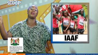 SCOOP ON SCOOP: LIL PAZZO AND IAAF COMMENTARY