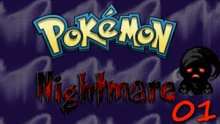 Pokemon Nightmare Ep 1 IPallet TownI Fossil Starters & Spooky Skeletons!!