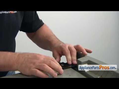 Refrigerator Door Closer (Part #WP12028505AP) - How To Replace