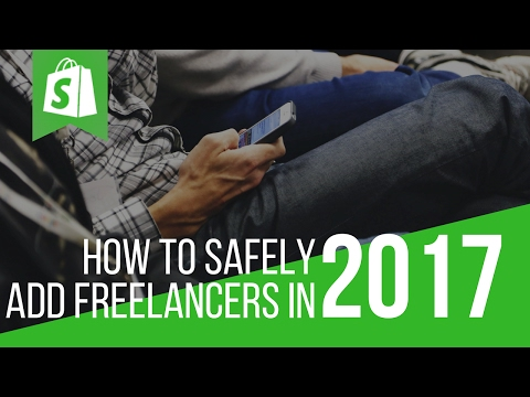 How To Safely Integrate Upwork Freelancers With Your Shopify Store