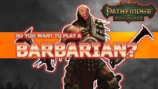 Pathfinder: Kingmaker - Mad Dog Jaethal Build - PakVim net