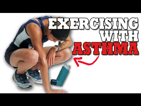 Exercising with Asthma? Stamina Training for Fighters