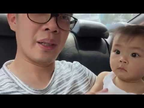 How to make your baby behave inside the car.