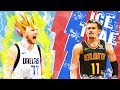 Luka Doncic or Trae Young: Who is the NBA's Rookie of the Year?   NBA Highlights
