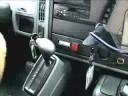 FedEx Ground Navistar  Hand Truck Safety Rack