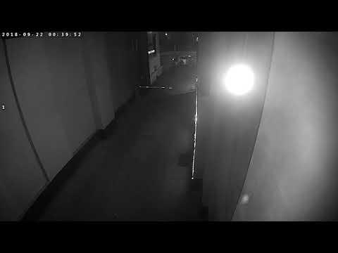 Порча шлагбаума 2018-09-22
