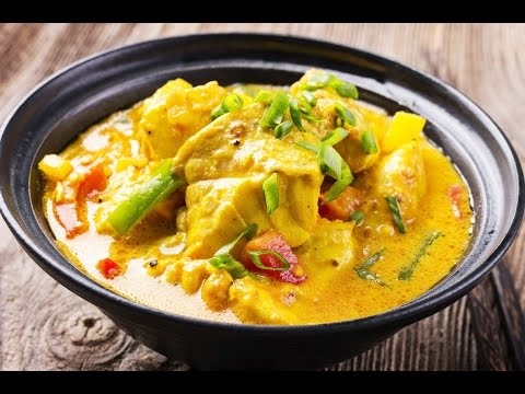 How To Make a Thai Fish Curry