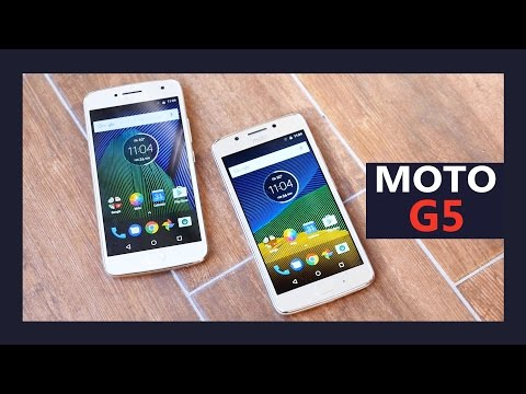 Moto G5 and G5 Plus - Best budget phones of MWC 2017?
