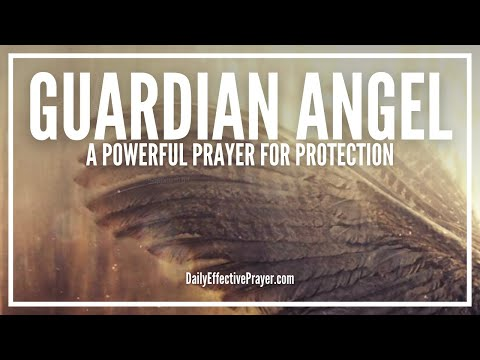 Prayer To Our Guardian Angel - Prayer To Your Guardian Angel For Protection