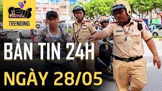 Bản Tin Sen Vàng ngày 28/05 - Tin tức mới nhất hôm nay - Tin nóng 24h trong ngày