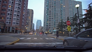 4K Dashcam Newport Jersey City Skyscrapers mp3