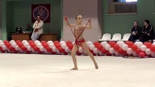 Щербушенко Елизавета 2008 скакалка