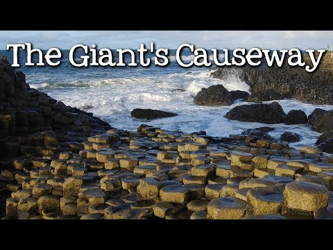 The Giant's Causeway and its Legend for Kids: Famous Landmarks for Children - FreeSchool