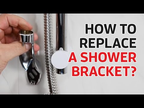Shower Doctor TV: How to replace a shower head holder/slider bracket?