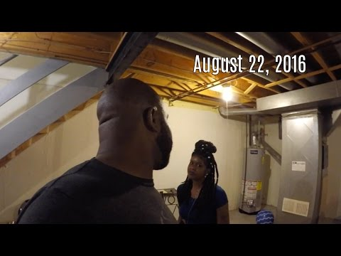 My Wife Made Me Clean Up The Basement Today | August 22, 2016 | Journal