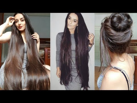 India's Ancient Secret  For Extreme Hair Growth!! Everyone is Surprised by the Results
