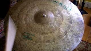 "Istanbul Agop Signature 22 "" Ride Cymbal 2260 Grams"