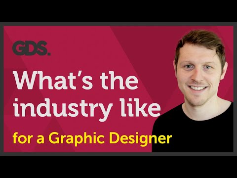 What's the Industry like for a Graphic Designer? Ep43/45 [Beginners Guide to Graphic Design]