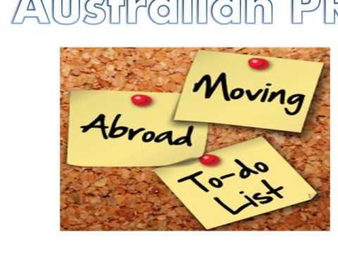 Australia PR Process and Cost