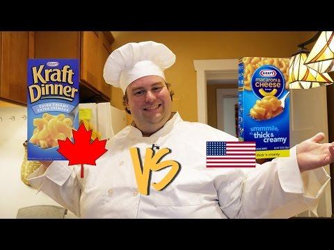 BoxMac 15: Kraft Dinner Extra Creamy vs. Kraft Thick and Creamy