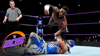 Cedric Alexander vs. Gran Metalik: WWE 205 Live, Jan. 30, 2018