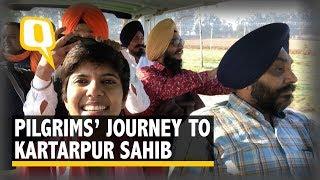 Exclusive: Taking You Through Pilgrims' Journey to Kartarpur Sahib | The Quint