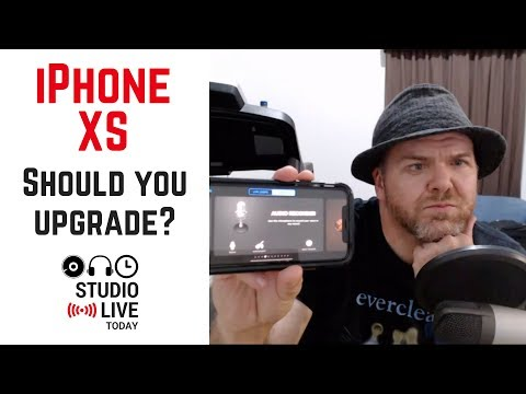 Should you upgrade to a new iPhone XS?