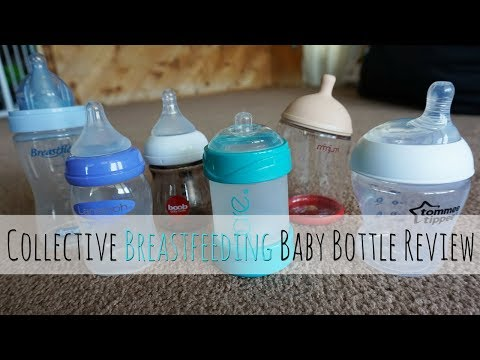 Collective Breastfeeding Baby Bottle Review