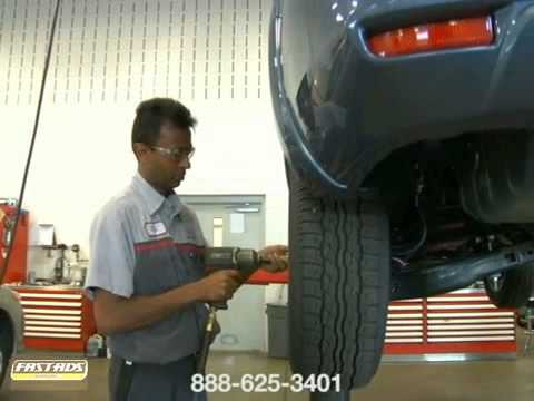 Toyota Wheel Alignment Front End Alignment Service Brenham College Station TX