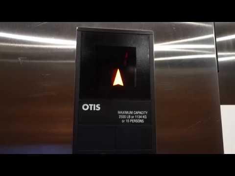 EPIC!!! OTIS Series 6 Hydraulic Elevator @ Hampton Inn West Palm Beach Central Airport, FL, USA.