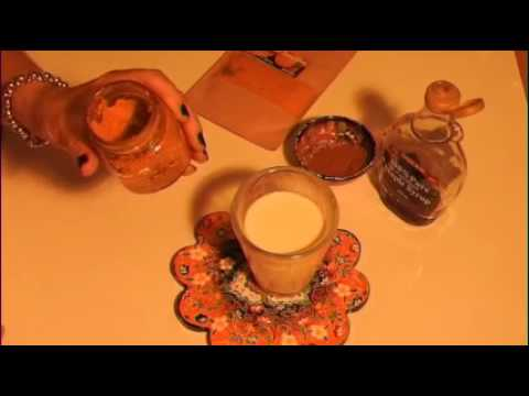 How To Make Golden Milk (The Real Ayurvedic Turmeric Latte With Black Pepper and Coconut Oil)