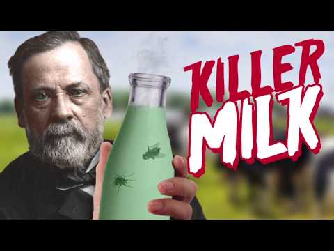 The History of Pasteurization: Killer Milk?!