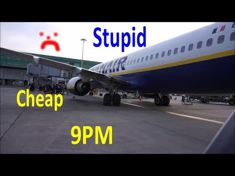 TRIP REPORT Ryanair Boeing737-800 London Stansted-Cologne