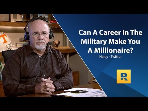 Can A Career In The Military Make You A Millionaire?
