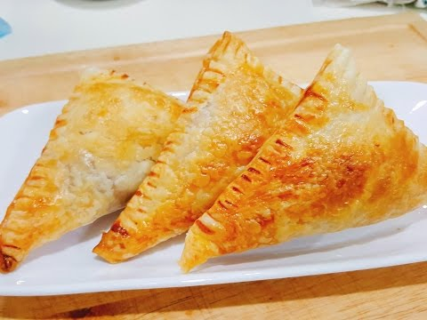 Working with Puff Pastry EP.3 Bolognese Meat Pies