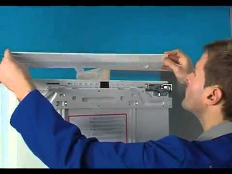 Liebherr HC Fully Integrated Refrigerator Installation - English
