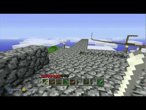 How to Restore glitches in Minecraft XBOX 360 Edition (Full Walkthrough)