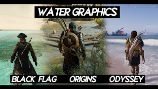 assassins creed black flag map vs odyssey