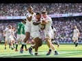 Highlights England 57 15 Ireland