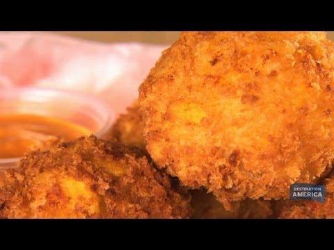 Mac & Cheese Balls | Deep Fried Masters