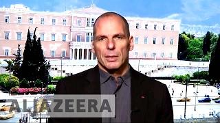 Yanis Varoufakis: Grexit