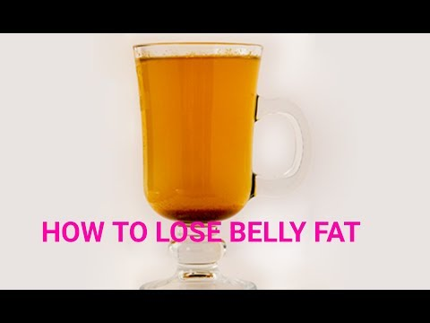HOW TO LOSE BELLY FAT IN 10 DAYS | WITHOUT EXERCISE | WEIGHT LOSS DRINK